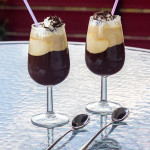 German Iced Coffee - Eiskaffee