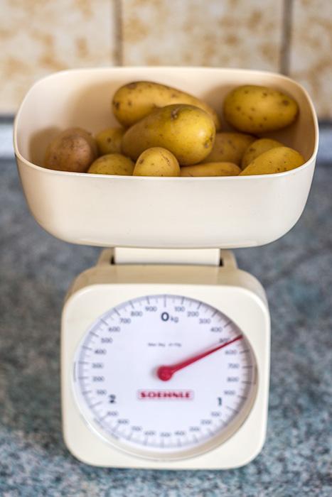 Warm German Potato Salad (Kartoffelsalat) | The Kitchen Maus
