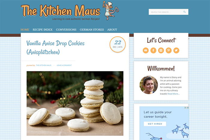 New Years Cooking Resolutions 2016 | The Kitchen Maus
