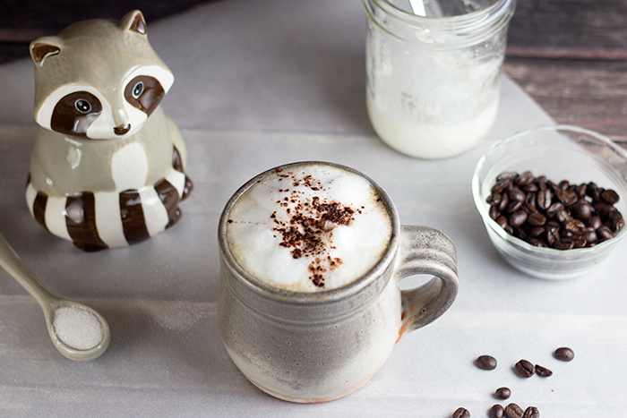 German Café au lait (Milchkaffee) | The Kitchen Maus