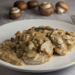 Creamy Hunter Sauce (Jägersoße) | The Kitchen Maus